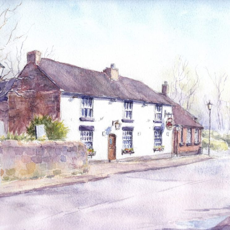 The Red Cow, Allestree 2021